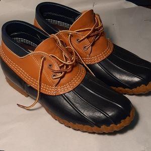 L.L bean Maine hunting shoe